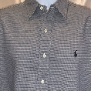 Men's Polo by Ralph Lauren Lowell Sport Shirt- M